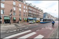 Amsterdam, Van Woustraat 87-I, 87-II, 87-III & 87-IV