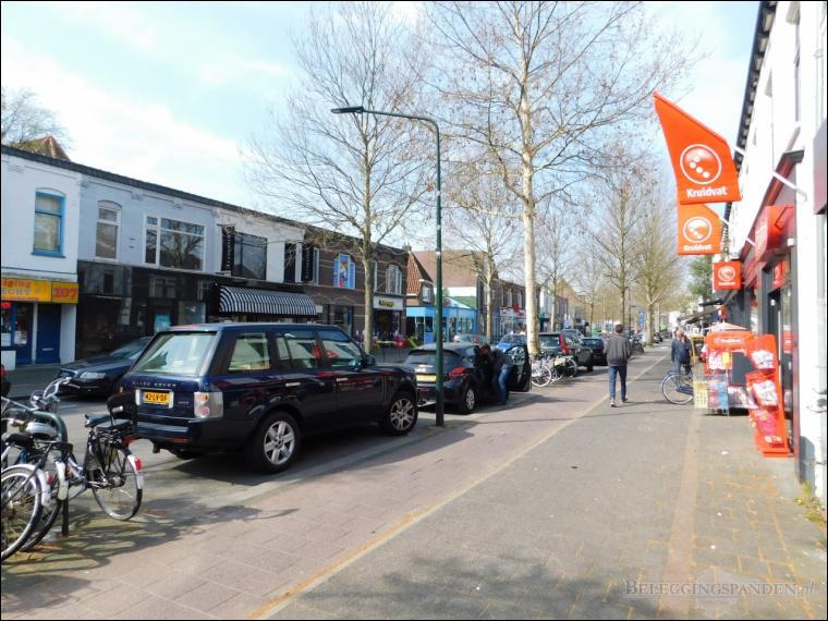 Hilversum, Neuweg 223, 223a & 223b