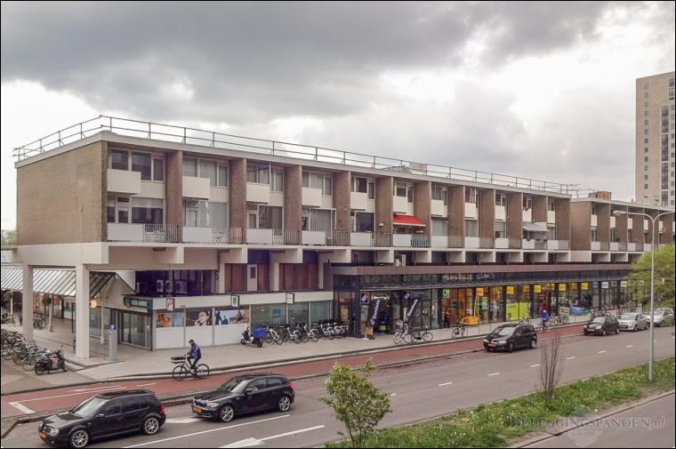 Groningen, Zonnelaan 281A en 281B