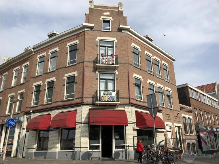 Rotterdam, 2e Rosestraat 40a01, 40a02, 40b & Hilledijk 188a, 188b