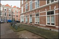 Den Haag, Van Marumstraat 24, 24-A, 24-B & Cartesiusdwarsstraat 2