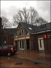 Zoeterwoude, Dorpsstraat 19b, 19c, 19d