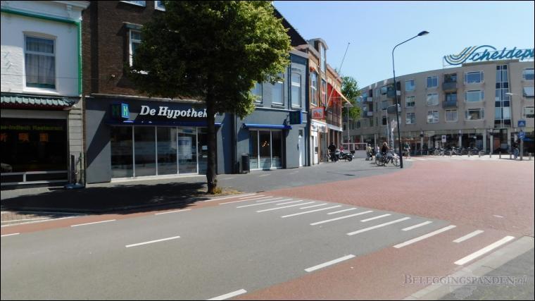 Vlissingen, Badhuisstraat 4