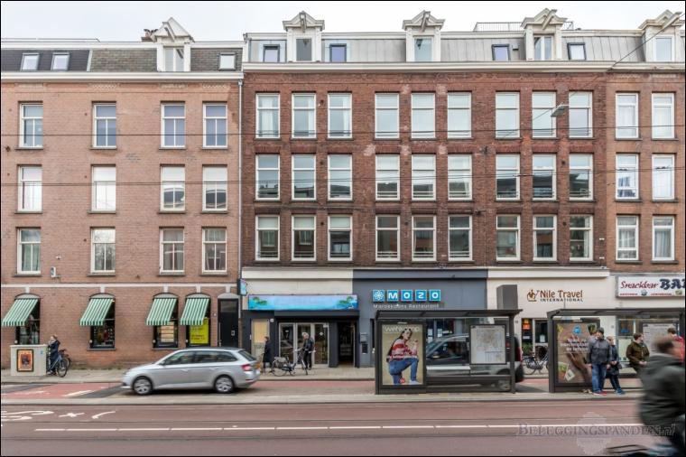 Amsterdam, Van Woustraat 87-H