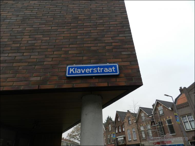 Rotterdam, Klaverstraat 4B, Klaverstraat 4A-01 t/m 4A-03