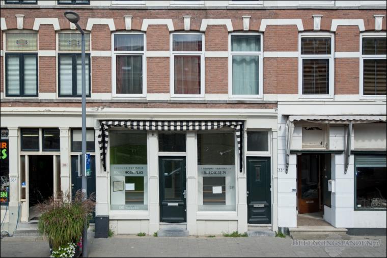 Rotterdam , Oostzeedijk Beneden 33A-1, 33A-2 & 33B
