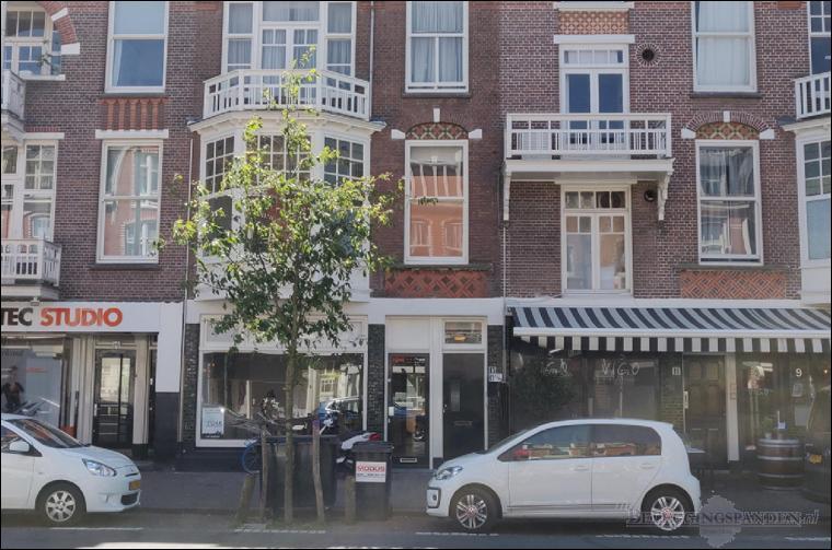 Den Haag, Aert van der Goesstraat 13-15
