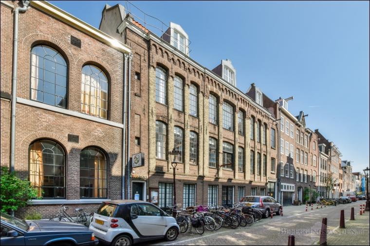 Amsterdam, Utrechtsedwarsstraat 13-H
