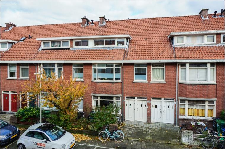 Den Haag, Gerard Kellerstraat 86, 88, 88-a, 88-B