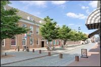 Dordrecht, Vest 161 & Vriesestraat 115-119