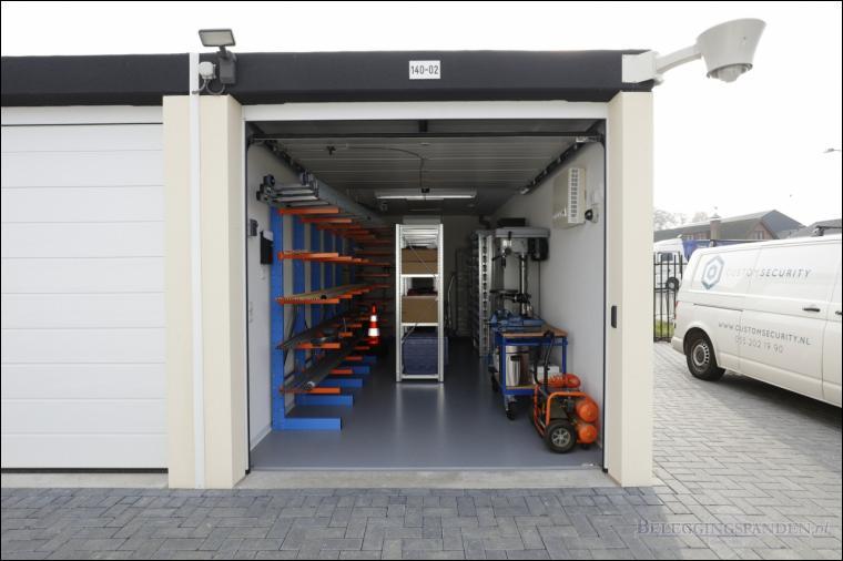 Boxcomplex - Wijchen, Bijsterhuizen