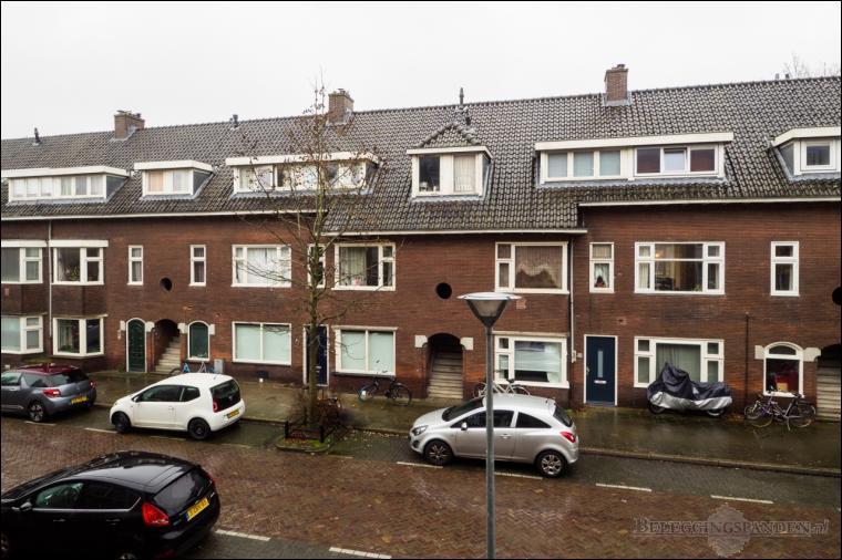 Utrecht, Laan van Nieuw Guinea 132 bis, Queridostraat 3 bis, Queridostraat 21 bis en de H.J. Schimmelplein 52