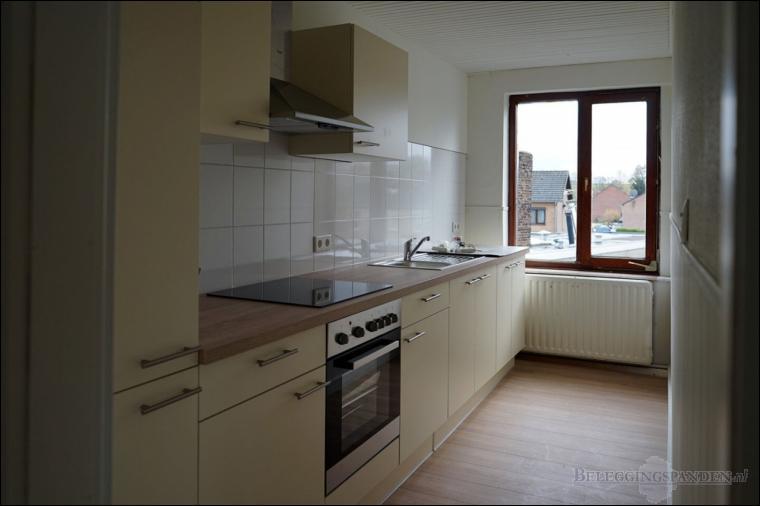 Keuken Appartement 1