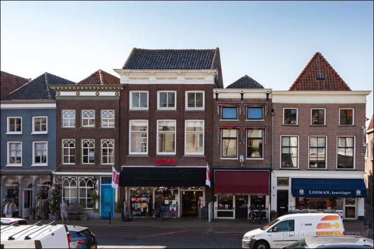 Schoonhoven, Haven 54 & Koestraat 39