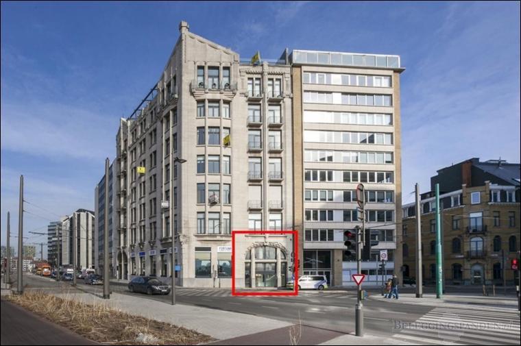 Antwerpen, Sint-Pietersvliet 1