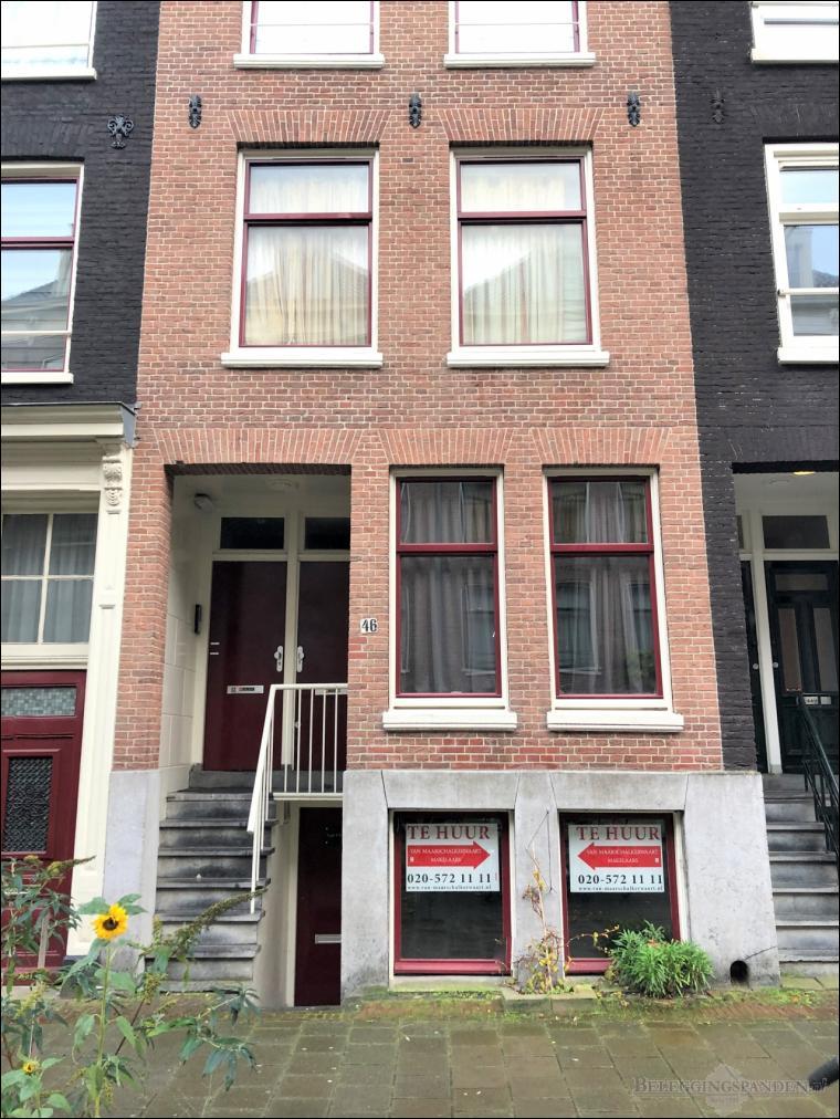Amsterdam, Quellijnstraat 46 sous