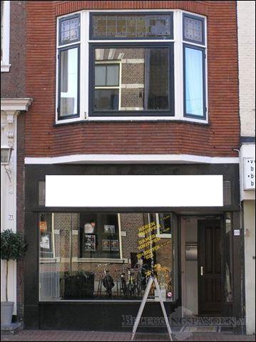 Winkelbelegging Leiden