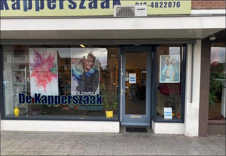 Rotterdam, Spitsenhagen 17