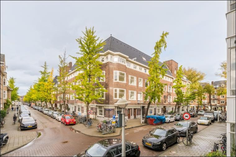 Amsterdam, Cliostraat 12-14