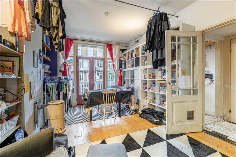 Amsterdam, Derde Helmersstraat 35-2