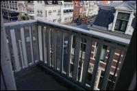 Balkon kamer 22