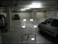 5 parkeerplaatsen