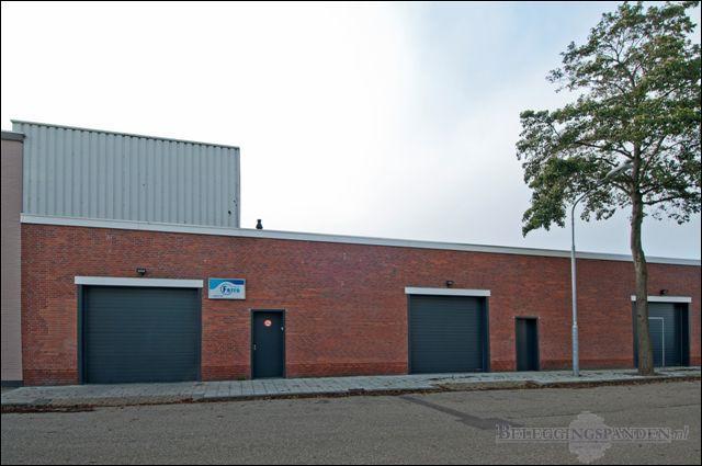 Haarlem, Izaäk Enschedéweg 35