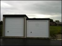 Bedrijfs-/garageboxen