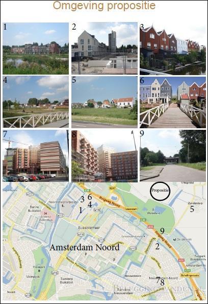 Beleggingspand Amsterdam Perceel