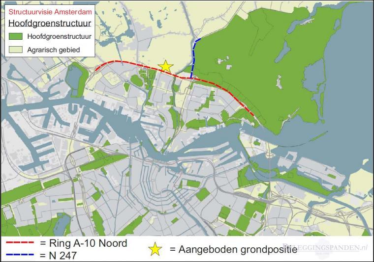 Structuurvisie Amsterdam.