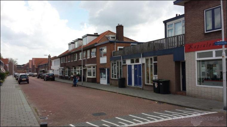 Beleggingspand centrum IJmuiden