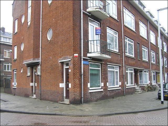 Grieksestraat Rotterdam