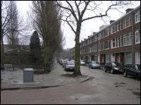 Straatbeeld Grieksestraat