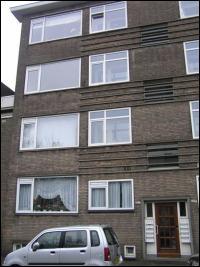 Hogebanweg te Rotterdam