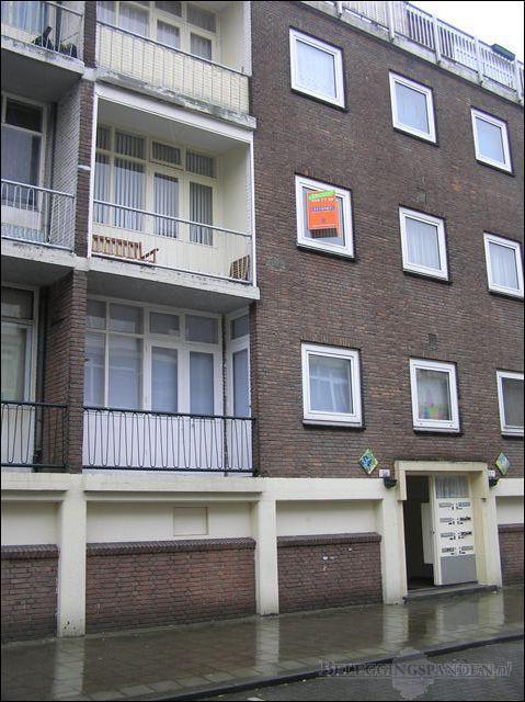 Koggestraat te Rotterdam