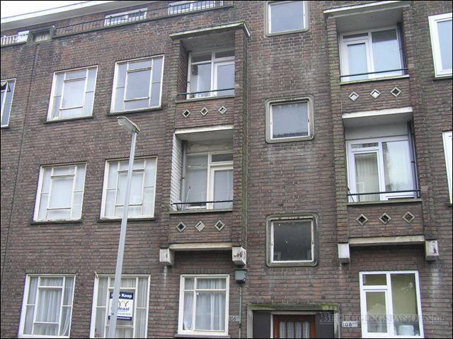 Russischestraat te Rotterdam