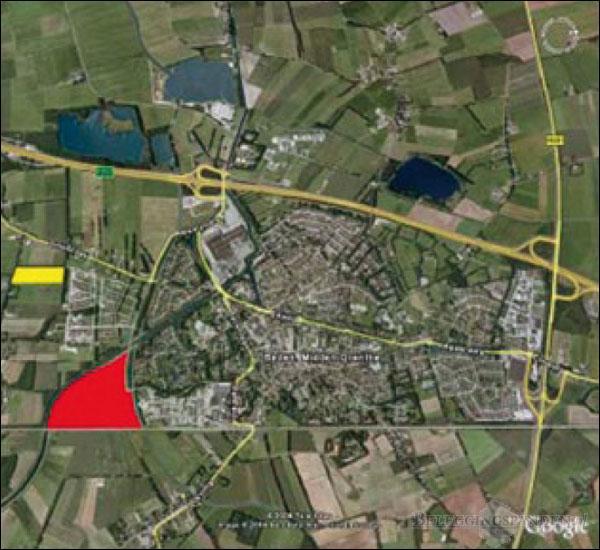 Beleggingspand Beilen (Drenthe) - ontwikkelingsgrond