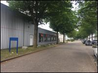 Tilburg, Jules de Beerstraat 14A t/m C, 16 & Ledeboerstraat 11AB