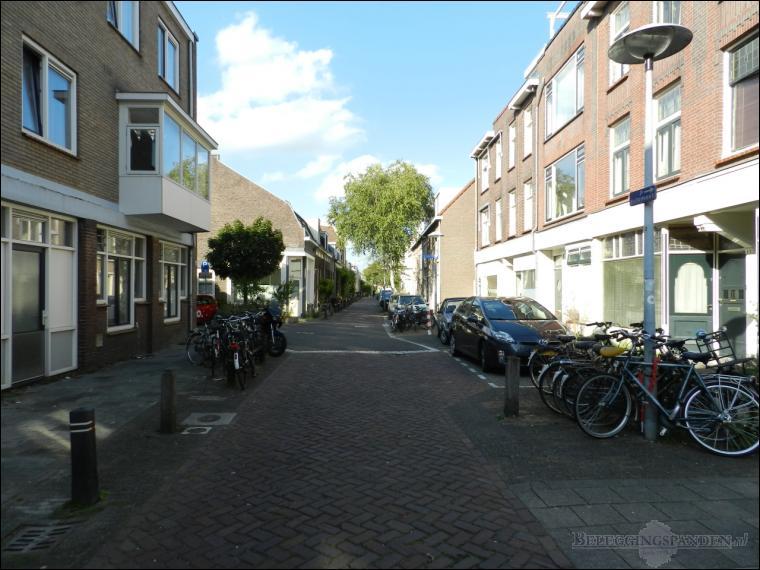 Utrecht, Kapelstraat 15, 15B en 15C